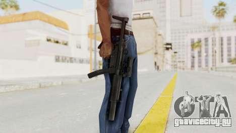 MP5SD для GTA San Andreas