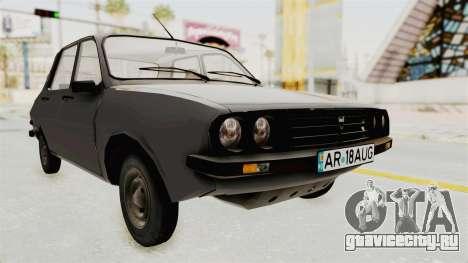 Dacia 1310 TX 1985 для GTA San Andreas вид справа