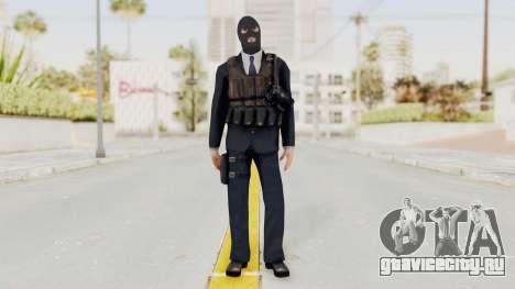 Bourne Conspirancy Euro Mercenary для GTA San Andreas второй скриншот
