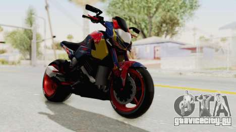 Honda MSX 125 Modified для GTA San Andreas вид справа