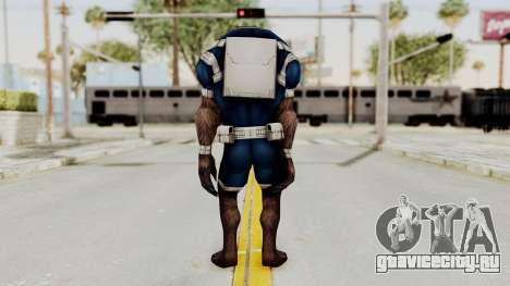 Marvel Future Fight - Warwolf для GTA San Andreas третий скриншот