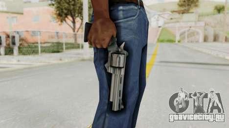 VC Python Pistol для GTA San Andreas третий скриншот