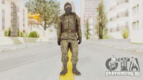 COD Black Ops Russian Spetznaz v2 для GTA San Andreas второй скриншот