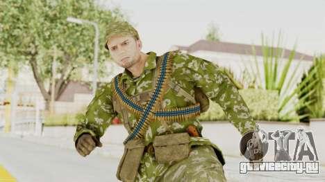 MGSV The Phantom Pain Soviet Union LMG v2 для GTA San Andreas