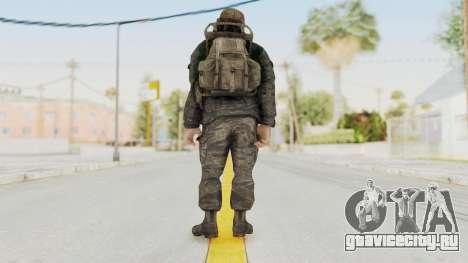 COD BO President Nixon Vietnam v1 для GTA San Andreas третий скриншот