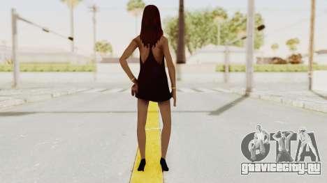 Sasha v2 для GTA San Andreas третий скриншот