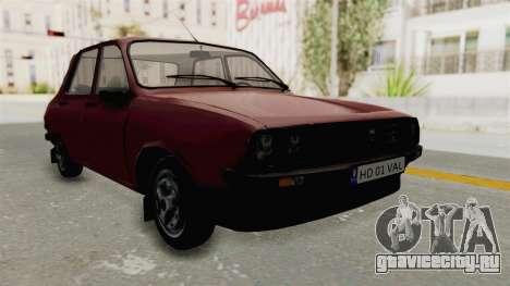 Dacia 1310 TX Realistica для GTA San Andreas