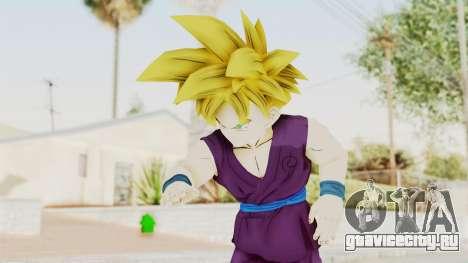 Dragon Ball Xenoverse Gohan Teen DBS SSJ1 v1 для GTA San Andreas