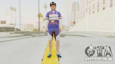 GTA 5 Cyclist 2 для GTA San Andreas второй скриншот