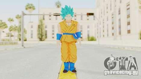 Dragon Ball Xenoverse Goku SJ для GTA San Andreas второй скриншот