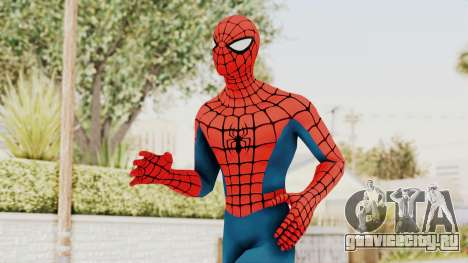 Marvel Heroes - Spider-Man для GTA San Andreas