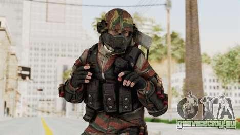 Battery Online Russian Soldier 6 для GTA San Andreas