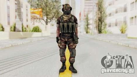 Battery Online Russian Soldier 4 для GTA San Andreas второй скриншот
