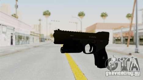 Killzone - M4 Semi-Automatic Pistol No Attach для GTA San Andreas