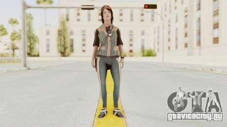 Assassins Creed 4 - Rebecca Crane для GTA San Andreas второй скриншот