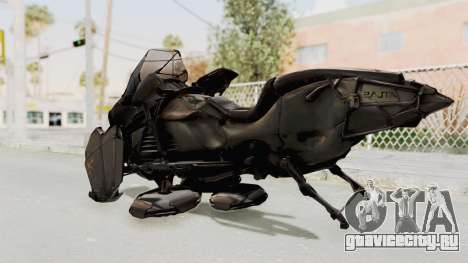 CoD Advanced Warfare - Hover Bike для GTA San Andreas вид слева