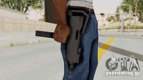 VC MAC-10 для GTA San Andreas третий скриншот