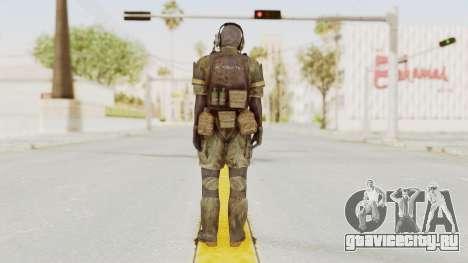 MGSV Phantom Pain Wandering MSF Mosquite для GTA San Andreas третий скриншот