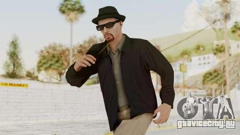 Walter White Heisenberg v1 GTA 5 Style для GTA San Andreas