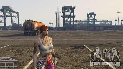 Skin Control 2.1 для GTA 5 второй скриншот