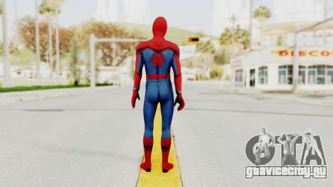 Marvel Heroes - Spider-Man (Civil War) для GTA San Andreas третий скриншот