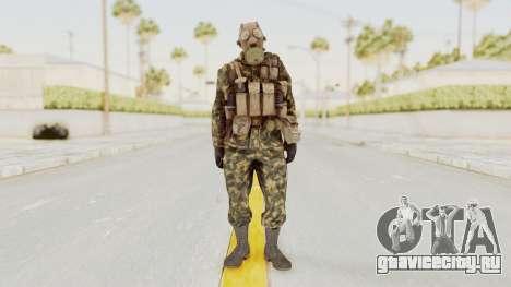 COD Black Ops Russian Spetznaz v6 для GTA San Andreas второй скриншот