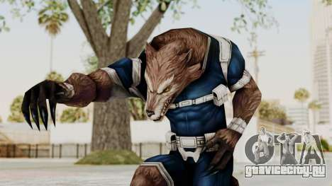 Marvel Future Fight - Warwolf для GTA San Andreas
