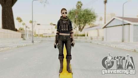 Phantomers Linda Sashantti для GTA San Andreas второй скриншот