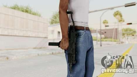 IMI Mini Uzi v2 для GTA San Andreas третий скриншот