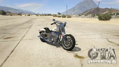 Harley-Davidson FXSTS Springer Softail для GTA 5