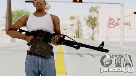 PKM 7.62mm Battlezone Mod для GTA San Andreas третий скриншот