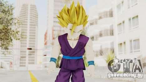 Dragon Ball Xenoverse Gohan Teen DBS SSJ2 v1 для GTA San Andreas