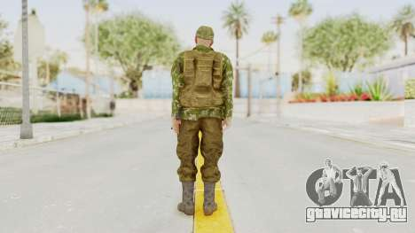 MGSV The Phantom Pain Soviet Union Vest v2 для GTA San Andreas третий скриншот