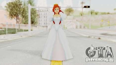 Ariel New Outfit v2 для GTA San Andreas второй скриншот