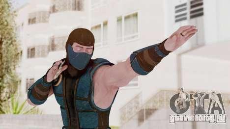 Mortal Kombat X Klassic Sub Zero v1 для GTA San Andreas