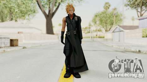 Kingdom Hearts 2 - Cloud Strife для GTA San Andreas второй скриншот