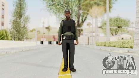 GTA 5 Security Man для GTA San Andreas второй скриншот