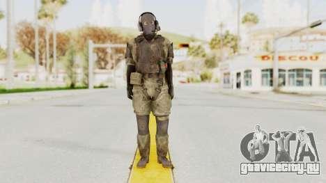 MGSV Phantom Pain Wandering MSF Mosquite для GTA San Andreas второй скриншот