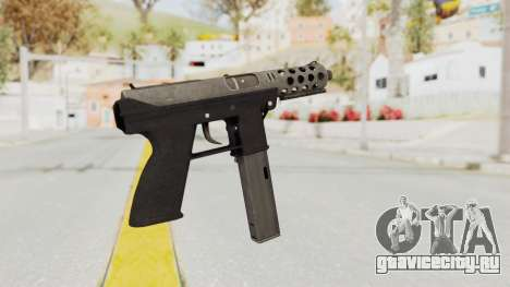 Tec-9 HD для GTA San Andreas второй скриншот