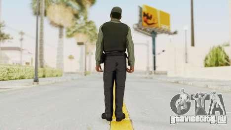 GTA 5 Security Man для GTA San Andreas третий скриншот