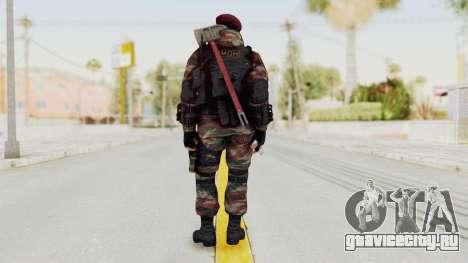 Battery Online Russian Soldier 1 v1 для GTA San Andreas третий скриншот