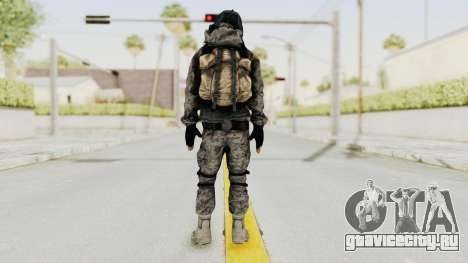 Battlefiled 3 Russian Medic для GTA San Andreas третий скриншот