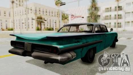 Beater 1962 Voodoo для GTA San Andreas вид справа