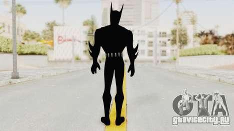 Batman Arkham Origins - Batman Beyond для GTA San Andreas третий скриншот