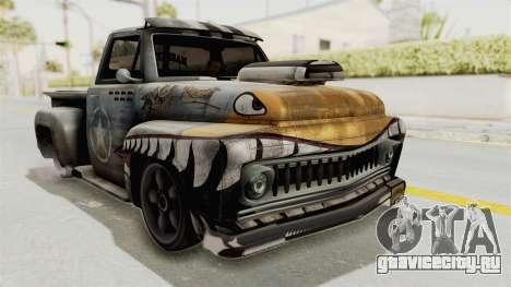 GTA 5 Slamvan Lowrider PJ2 для GTA San Andreas