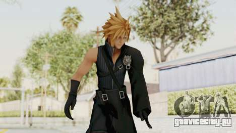 Kingdom Hearts 2 - Cloud Strife для GTA San Andreas