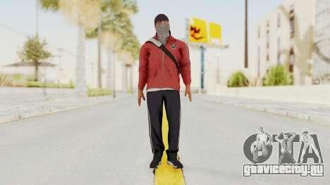 Battlefiled Hardline Professional Gang для GTA San Andreas второй скриншот