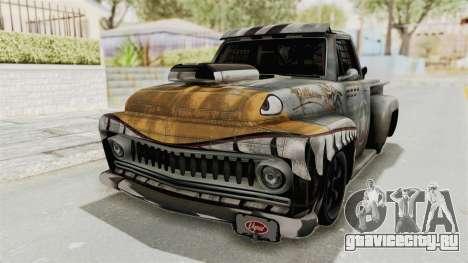 GTA 5 Slamvan Race PJ2 для GTA San Andreas