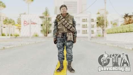 COD BO Russian Spetznas Flak MP v3 для GTA San Andreas второй скриншот