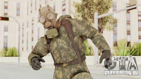 COD Black Ops Russian Spetznaz v3 для GTA San Andreas